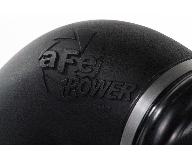 aFe Power Magnum FORCE 54-82032 Dodge Diesel Trucks 10-12 L6-6.7L Oiled, 5-Layer Filter Performance Intake System td