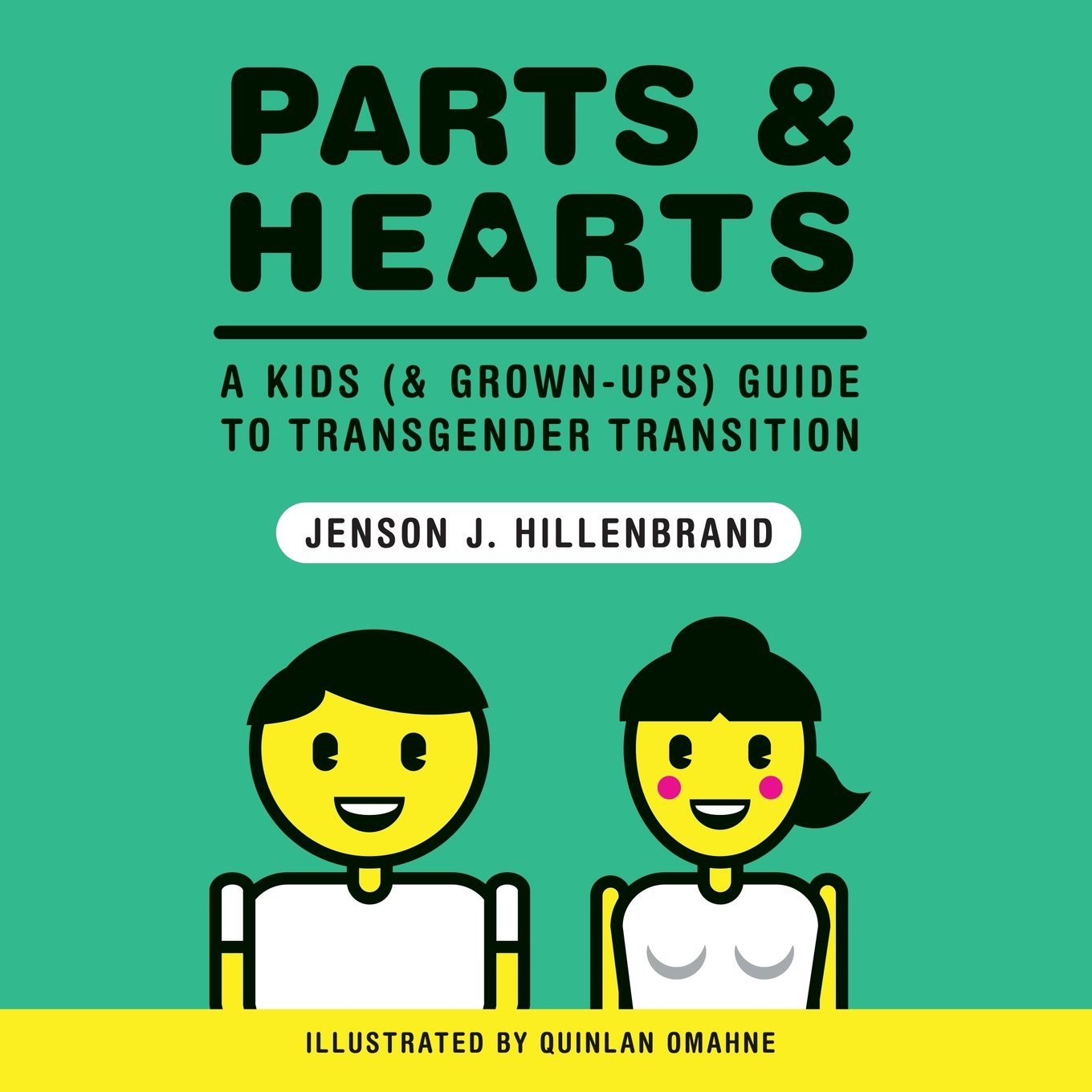 Read Online Parts and Hearts: A Kids (and Grown-Ups) Guide to Transgender Transition ebook