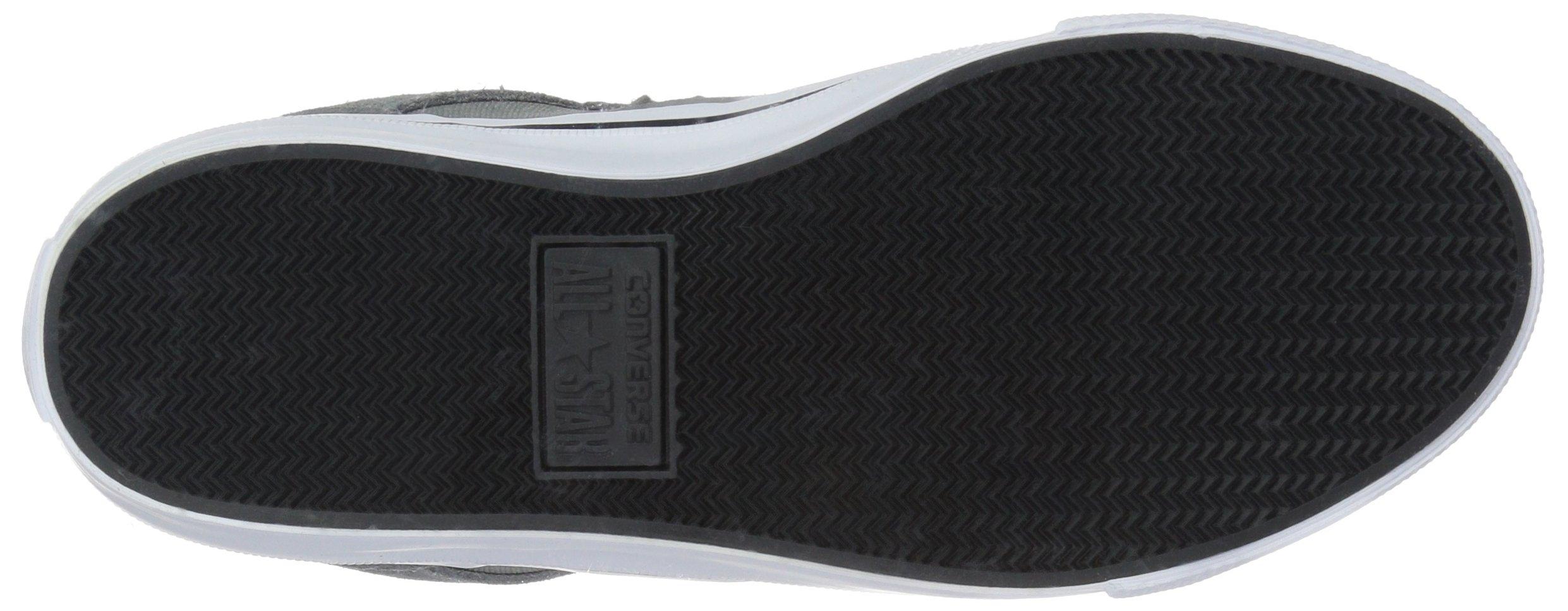 Converse EL Distrito Canvas Low Top Sneaker, Mason/White/Black, 12 M US by Converse (Image #3)