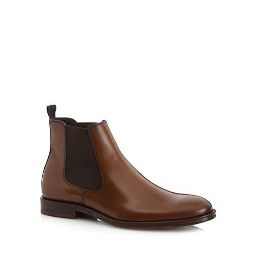 Hammond  CO by Patrick Grant Tan Leather Chelsea Boots  B06VWLYBHR