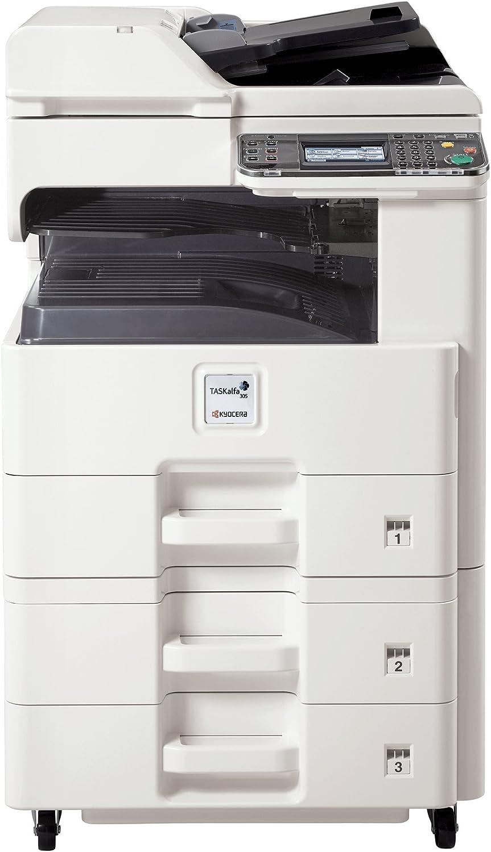 Kyocera FS 6530 MFP - Impresora Multifunción Blanco y Negro ...