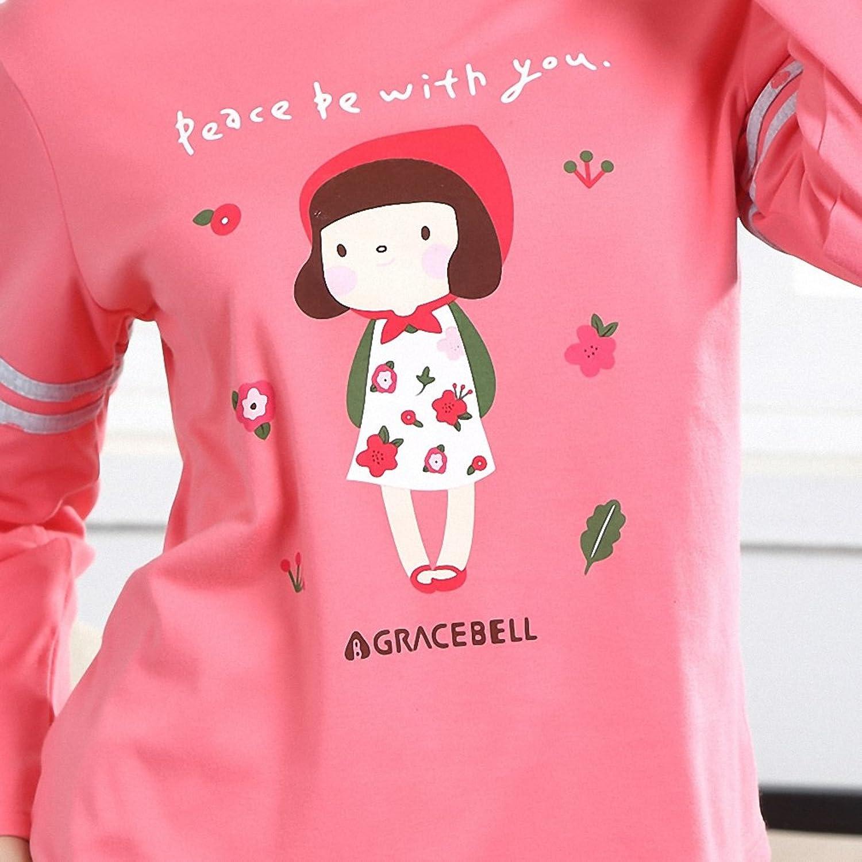 Pink Pyjamas Women Big Size Pyjama Femme Pajamas Pijamas Mujer Pajama Set at Amazon Womens Clothing store: