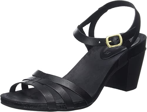 Kickers Pacome, Sandales Bout Ouvert Femme