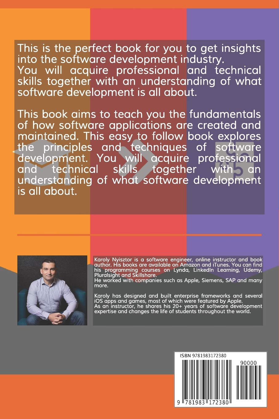 Software Development from A to Z: Learn about OOP, UML, Agile
