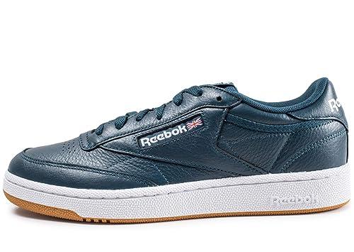 Reebok Club C 85 Mu, Zapatillas de Deporte para Hombre: Amazon.es: Zapatos y complementos