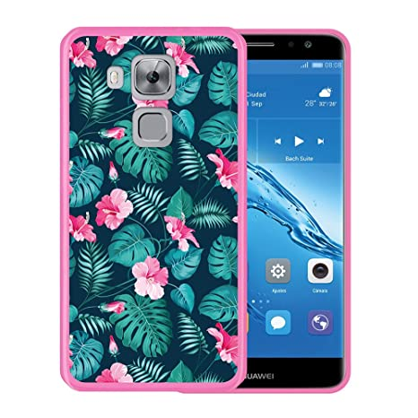 WoowCase Funda Huawei Nova Plus, [Huawei Nova Plus ] Funda ...