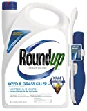 Roundup 5200210 Weed and Grass Killer III Ready-to-Use Comfort Wand Sprayer, 1.33-Gallon