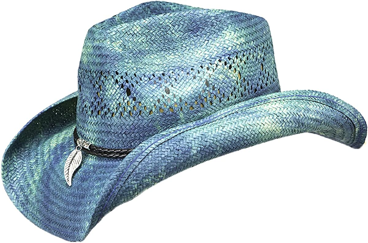 Western Cowboy Hat Blue Peter Grimm Turma Drifter