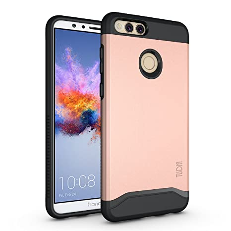 TUDIA Merge Case for Huawei Honor 7X - Rose Gold [TD-TPU4013]