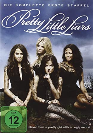 Pretty Little Liars Die Komplette Erste Staffel 5 Dvds