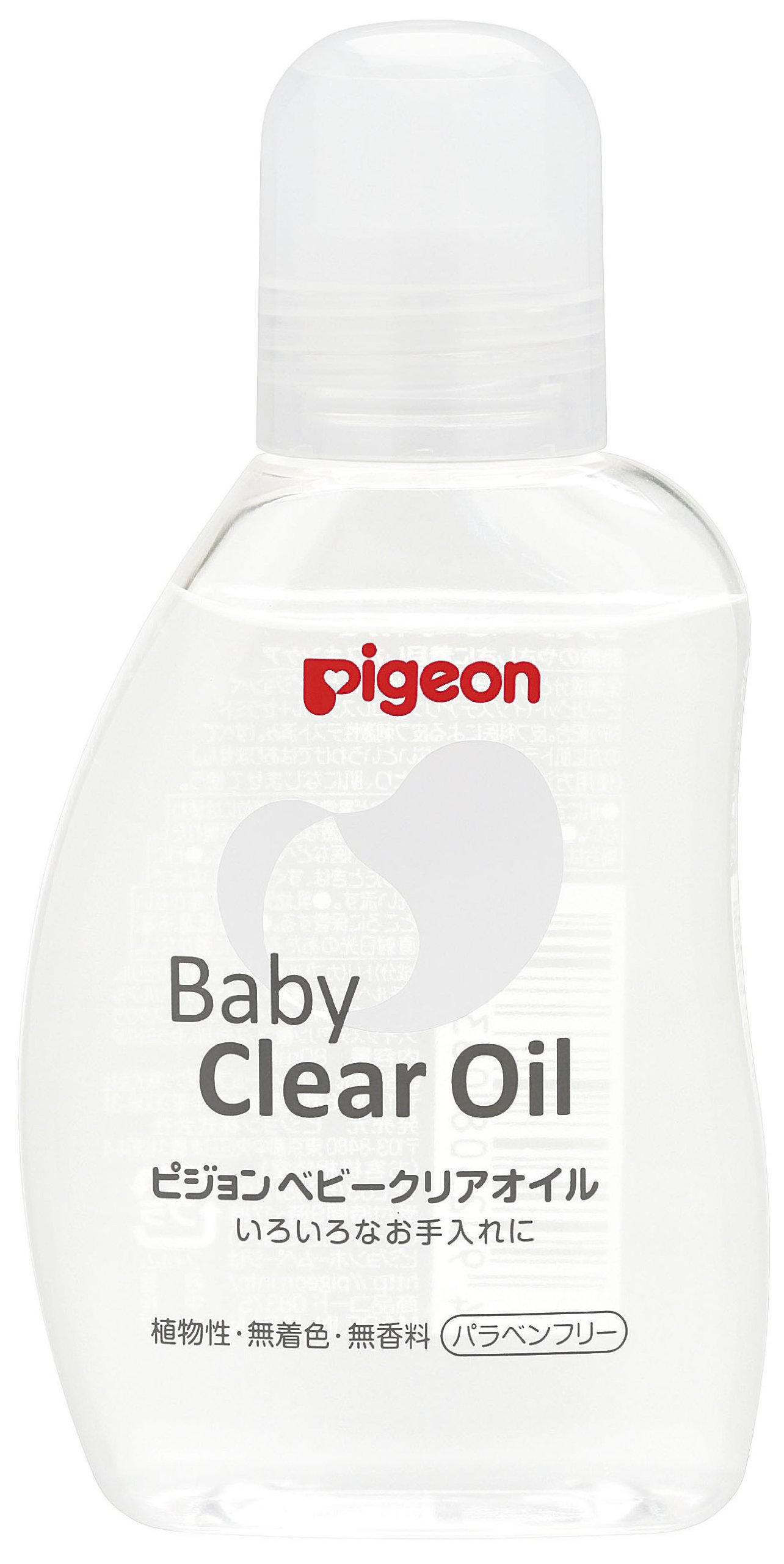 Pigeon Baby clear oil 80ml