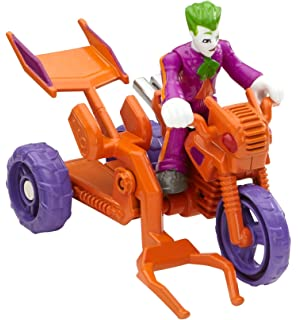399f7c491981 Fisher-Price Imaginext Streets of Gotham City The Joker   Cycle