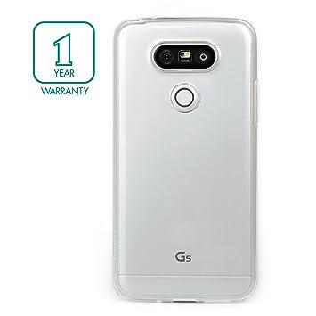 SKECH Caja de Cristal LG G5 - clásico, Casos Transparente con ...