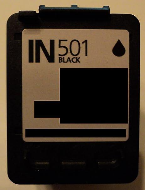 Cartucho de tinta IN 501 tinta de repuesto para impresora ...