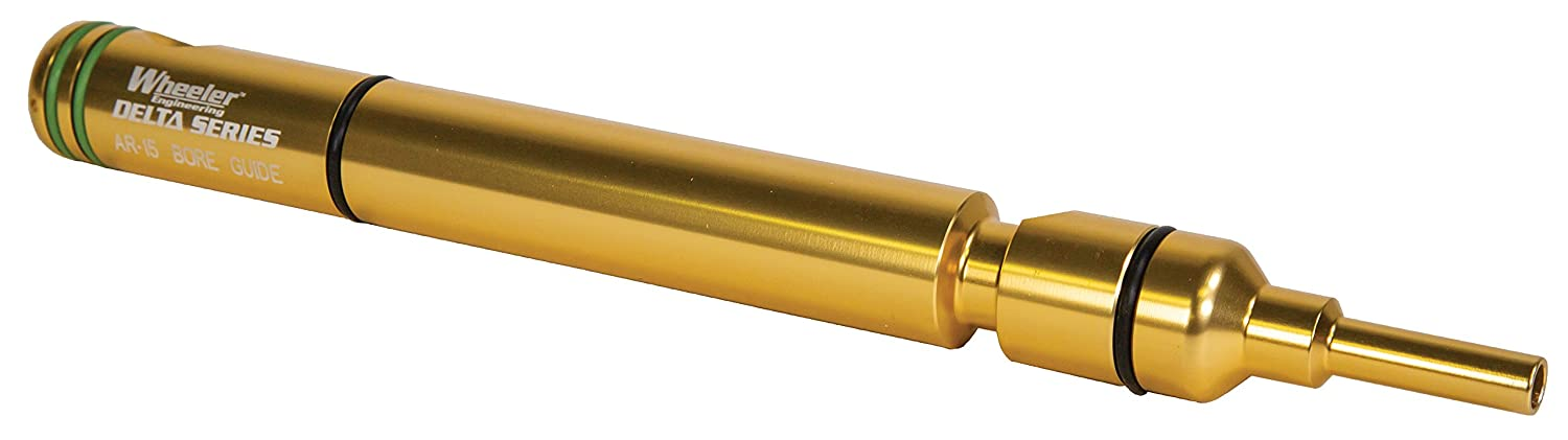 Amazoncom Wheeler Delta Series Bore Guide Hunting Cleaning And