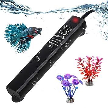 Amazon.com: SZELAM - Mini calentador de acuario con ...