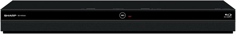 シャープ 500GB 2チューナー AQUOS ブルーレイレコーダー BD-NW500 B01EKSQZA6