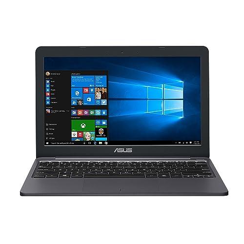 """Asus L203NA-FD037TS PC Portable 11,6"""" Gris (Intel Celeron, 4 Go de RAM, 32 Go, Windows 10 S) Clavier Français AZERTY + Office 365 Personnel Inclus Pendant 1 an"""
