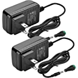 amazon binzet 12v 2a power adapter ac to dc 2 1mm x 5 5mm Basic 12 Volt RV Wiring dc12v 2a power supply adapter sansun ac100 240v to dc12v transformers switching power