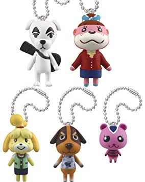 Animal Crossing mascot collection Animal Crossing Gacha ...