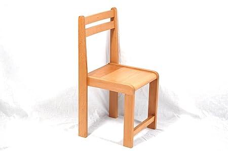 Elegant Kids Wooden Chair