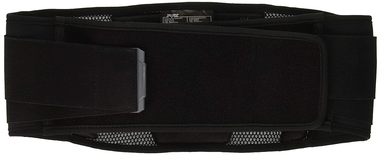 Fox Turbo kidney belt black//grey/ /XL