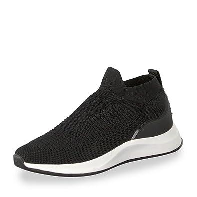 TAMARIS Fashletics Damen Sneaker Grau | Trendbereich