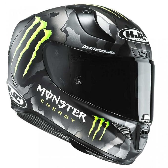 Amazon.com: HJC Helmet RPHA 11 Monster Military Camo MC-5SF, Motorcycle Helmet, RPHA11: Automotive