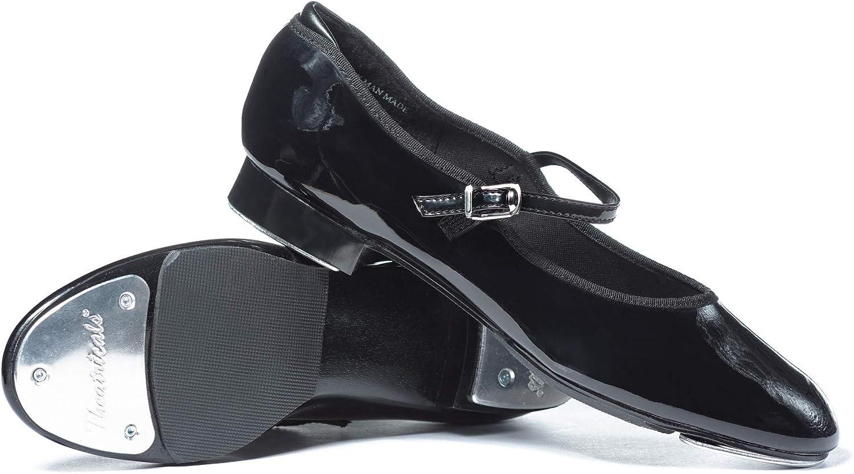 Amazon.com | Theatricals Adult Slide Buckle Tap Shoes T9200 | Ballet & Dance
