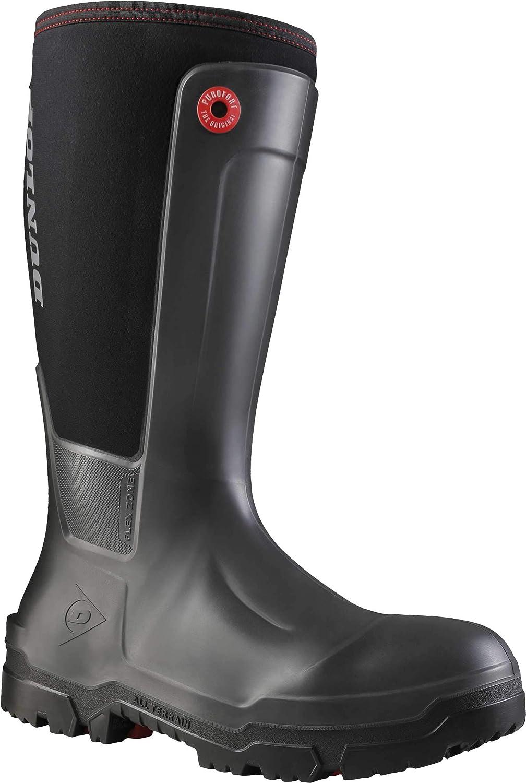 Sicherheitsstiefel Gummistiefel Dunlop SnugBoot WorkPro Full Safety Arbeits