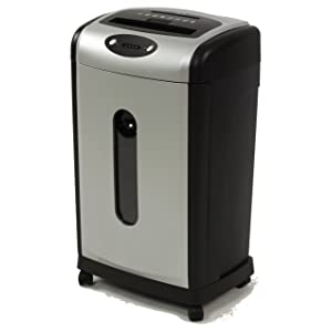 SimplyShred PSC310D 10 Sheet Micro Cut Heavy Duty Paper Shredder