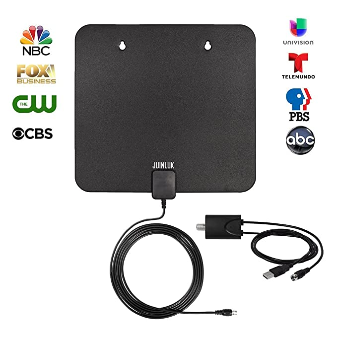 Review Amplified HD TV Antenna