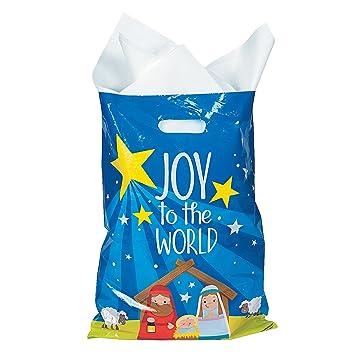 Amazon.com: Grande Natividad Goody – Bolsas de plástico: Baby