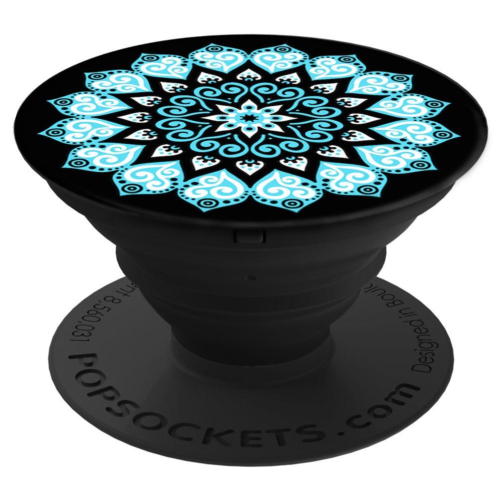 PopSockets Soporte telescópico para Smartphones y tabletas Estilo Mandala Sky