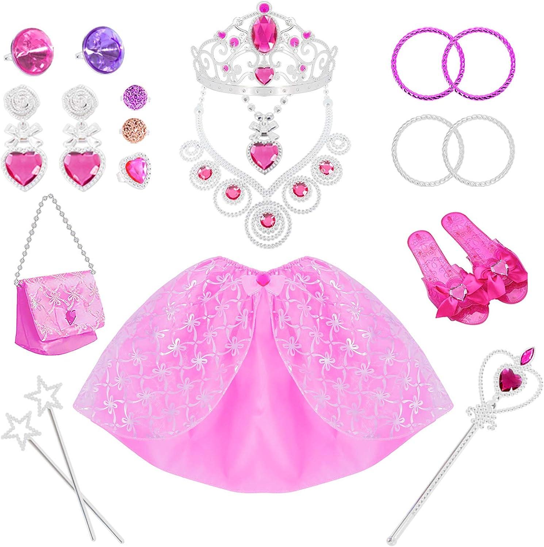 Little Girl Princess Jewelry