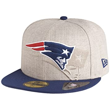 ecd0d3911c28 New Era 59Fifty Cap - SCREENING New England Patriots  Amazon.de ...