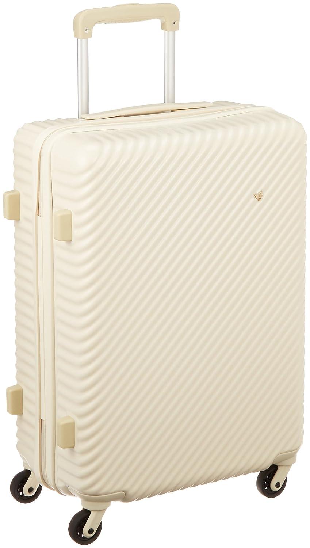 [ハント] スーツケ-ス マイン 47L 55cm 3.5kg 05748 B01LWJS2X2 カモミールアイボリー カモミールアイボリー