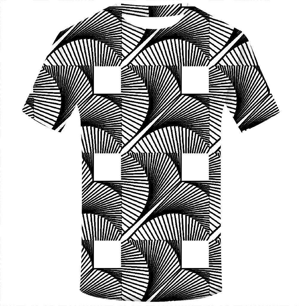 ZSBAYU Mens Womens Graphic T-Shirts Unisex 3D Printed Short Sleeve Shirts Tops Casual Cool Funny Graphic Tees