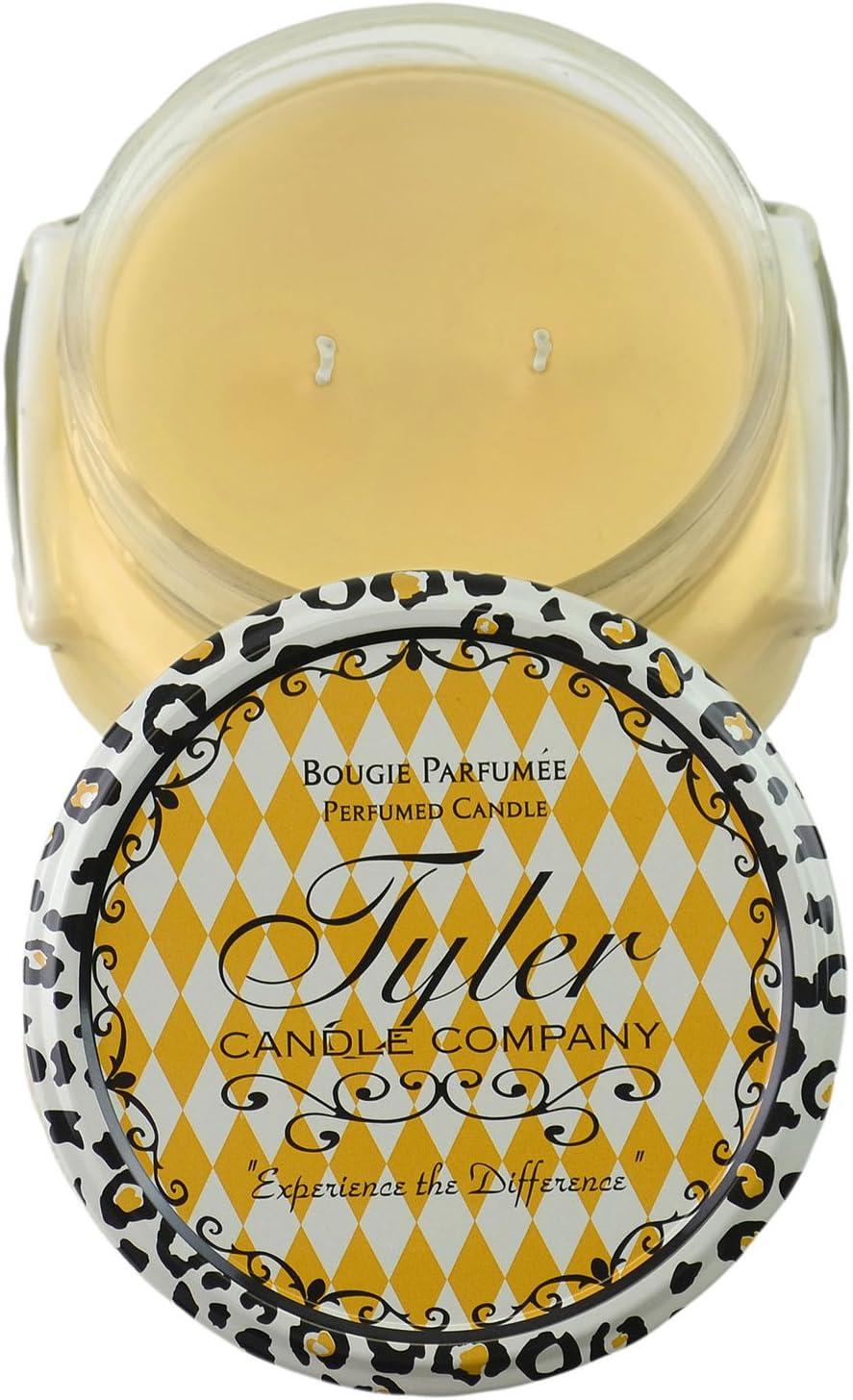 Tyler Candle Co 11oz Orange Vanilla Candle
