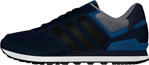adidas Uomo 10k Scarpe Sportive Blu Size: 48 23: Amazon.it
