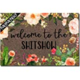 Funny Doormat Custom Indoor Doormat -Welcome Doormat Home and Office Decorative Entry Rug Garden/Kitchen/Bedroom Mat Non-Slip