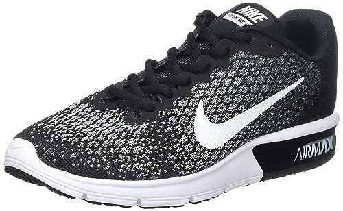 Nike 852465 002 Air Max Sequent 2 Laufschuhe Schwarz|40.5