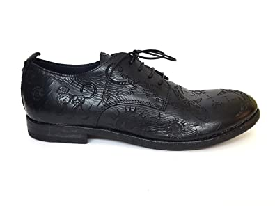 MOMA! Men s Lace-Up Flats Blue Size  7  Amazon.co.uk  Shoes   Bags bed00f739a9