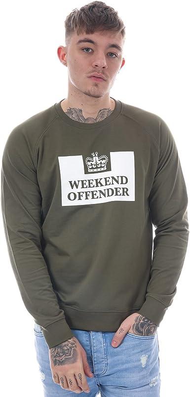 Weekend Offender Penetentiary Sudadera para Hombre