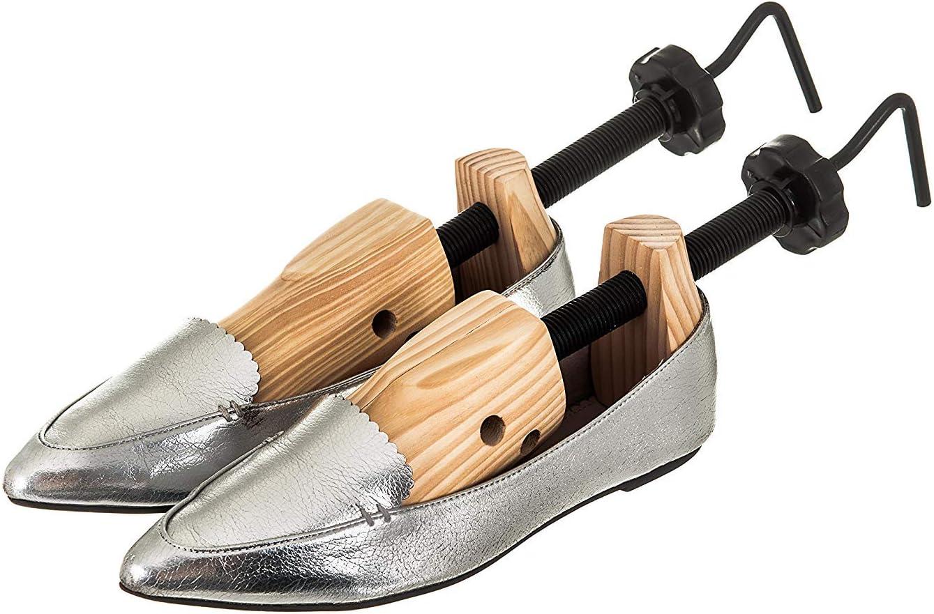 Paire de Chaussures Extensibles de qualit/é sup/érieure pour Femme Femme Ossian /Écarteur /à Chaussures en Bois