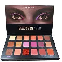 Oyalaiy 18 couleurs Ombre À Paupières Palette Matte Glitter Pigment Texture Eye Shadow Beauty Maquillage