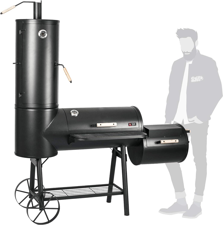 Mayer Barbecue RAUCHA Smoker MS-100 Basic
