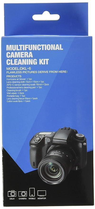 Cámara Kit de limpieza vsgo profesional Sensor Swab cuerpo ...