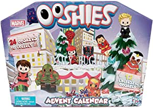 Ooshies Advent Calendar - Marvel Collectible