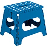 Arregui TB-027-A TB-027-A-Taburete Plegable 29x22x27cm, Azul 290x220x270